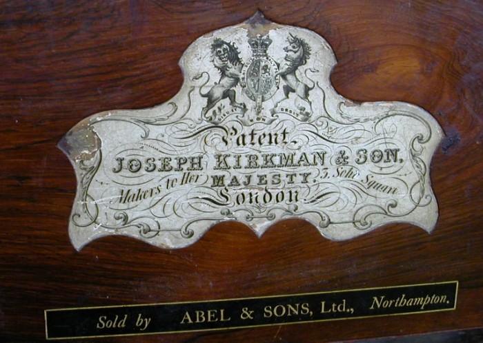 Kirkman name2